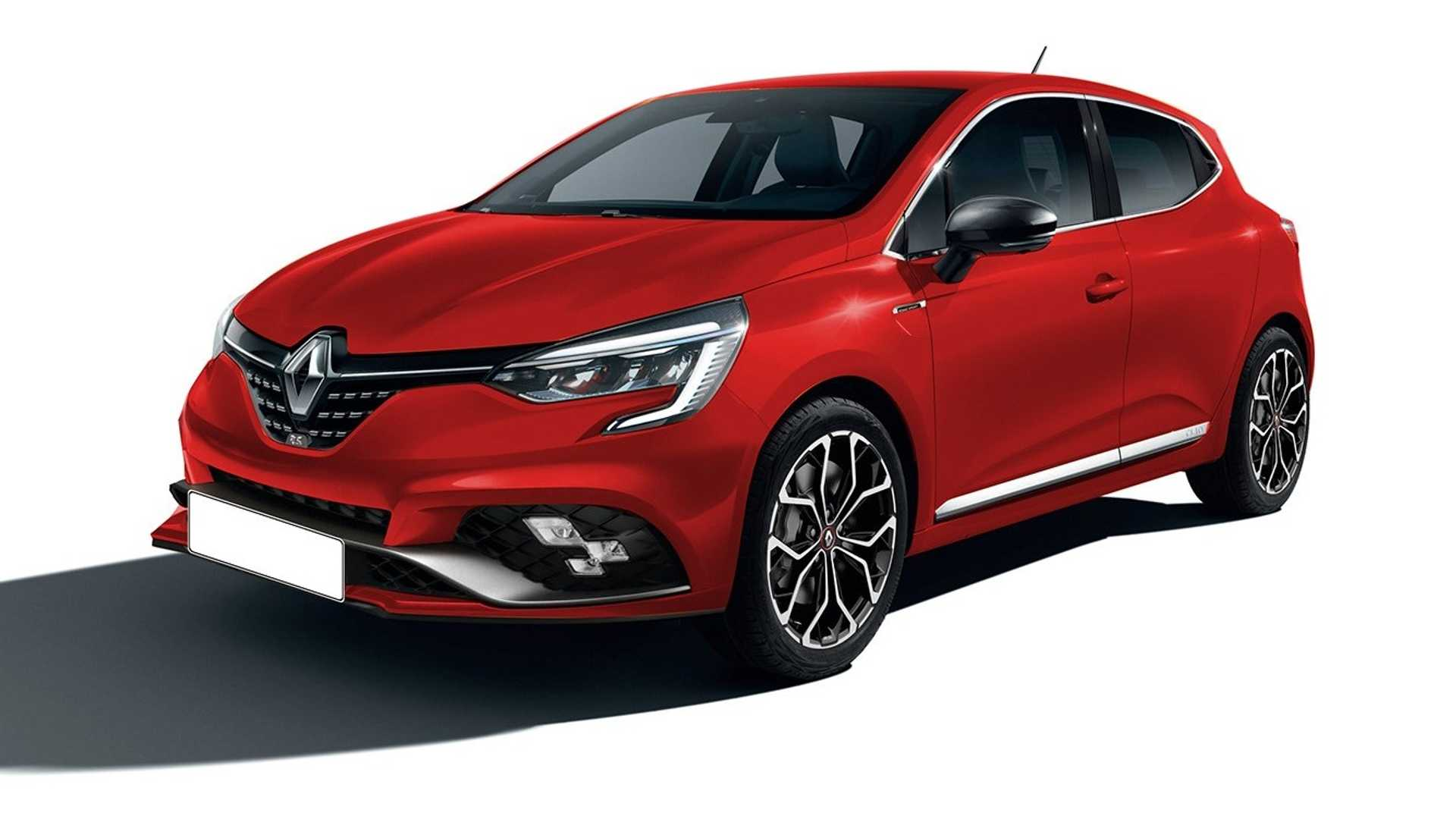 Renault CLİO RED